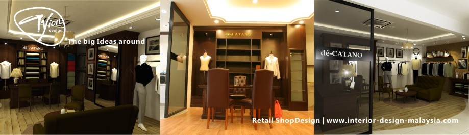 Malaysia Interior Design - Commercial & Retail Shop Interior ...