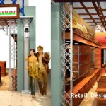 Manaz Food Retail Shop - Sentral Market