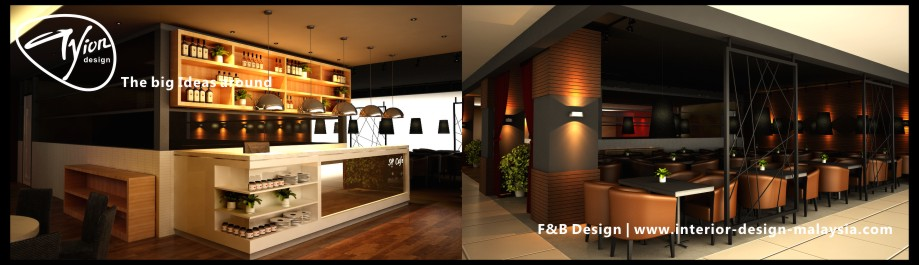 Malaysia Interior Design Restaurant Cafe Interior Design Tyion Interior Designers Tyion