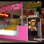 Just Muffins Kiosk C
