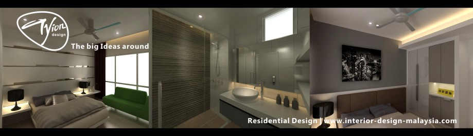 Condominium damasara perdana tyion for Indoor design malaysia