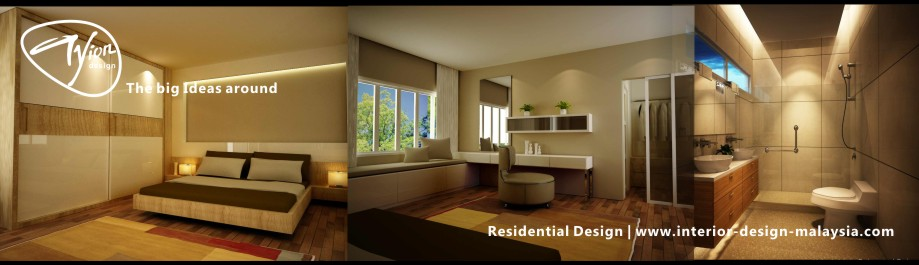 Malaysia Interior Design - Residential Interior Design - Interior Designers  in Malaysia |Terraced House Design | Tyion