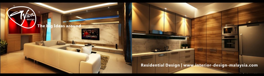 Semi d house subang tyion Interior design idea for semi d house